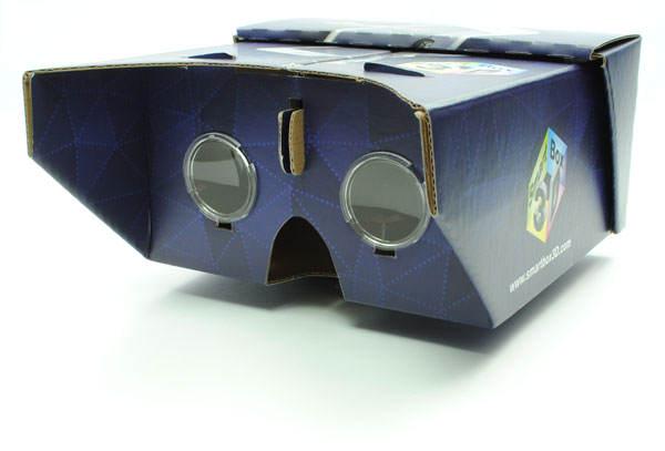 Google Cardboard od SpaceBox