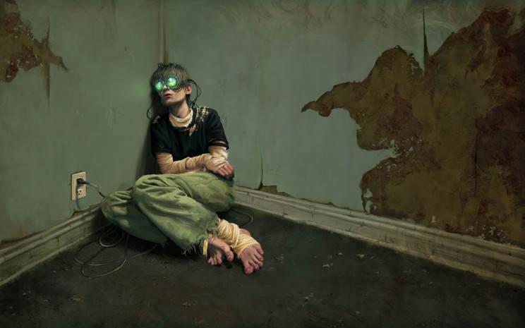 Wirtualna rzeczywistość trochę mnie przeraża