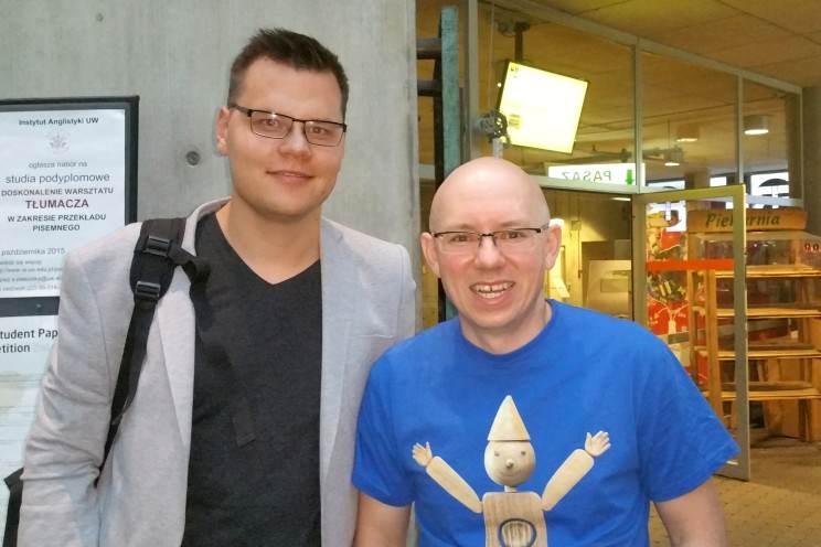 Michał Szafrański finblog