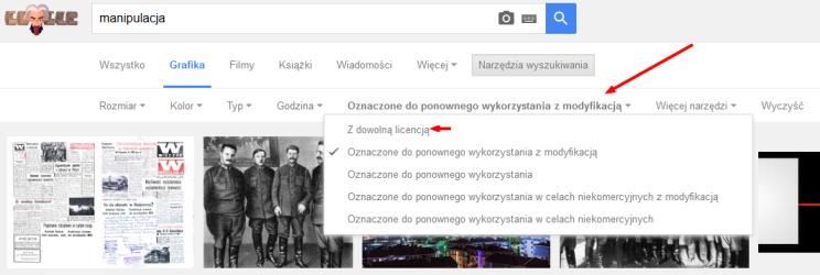wykorzystywanie zdjec z google