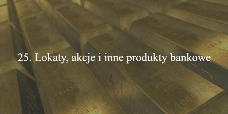 produkty bankowe